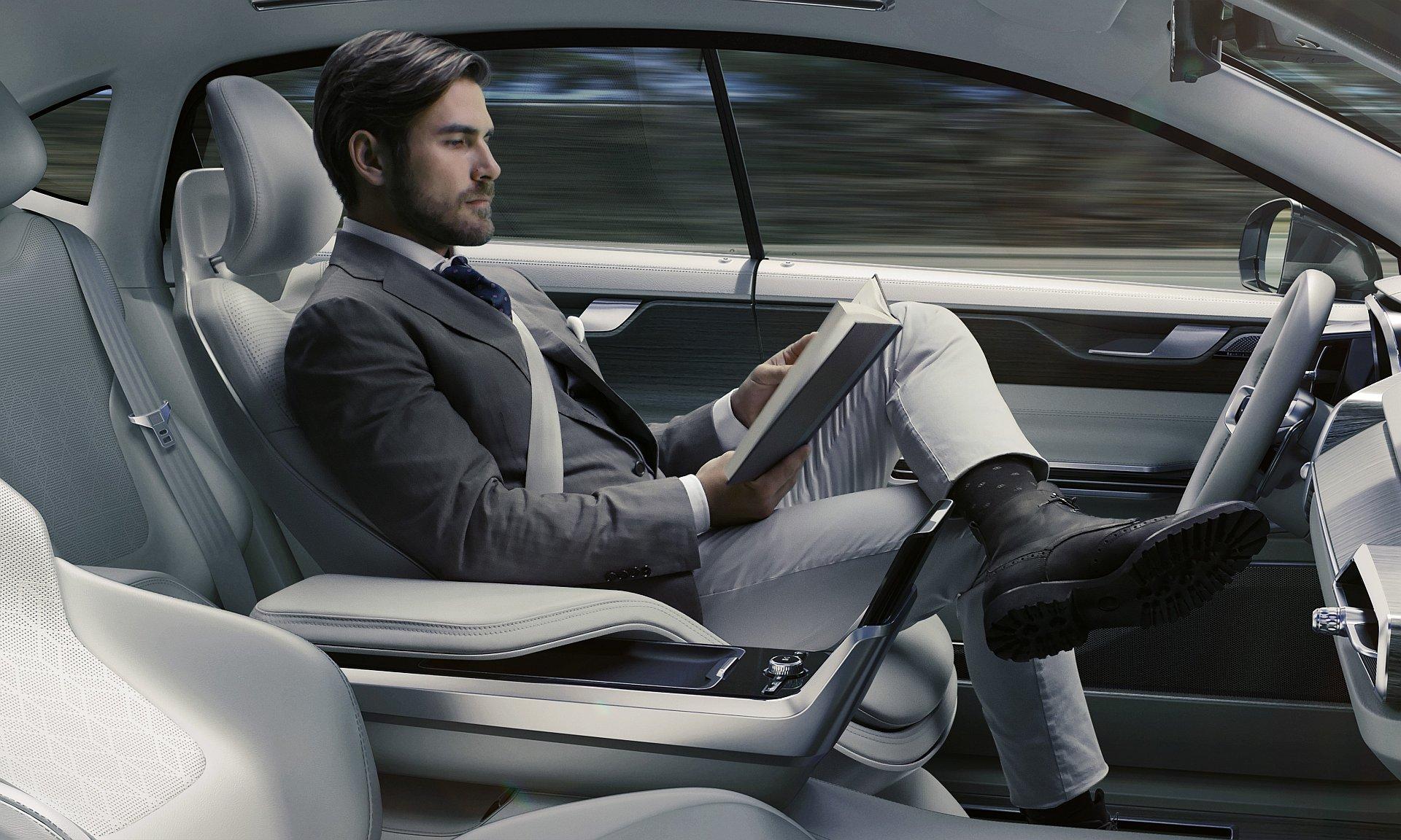 concept 26 der innenraum der zukunft by volvo alles auto. Black Bedroom Furniture Sets. Home Design Ideas