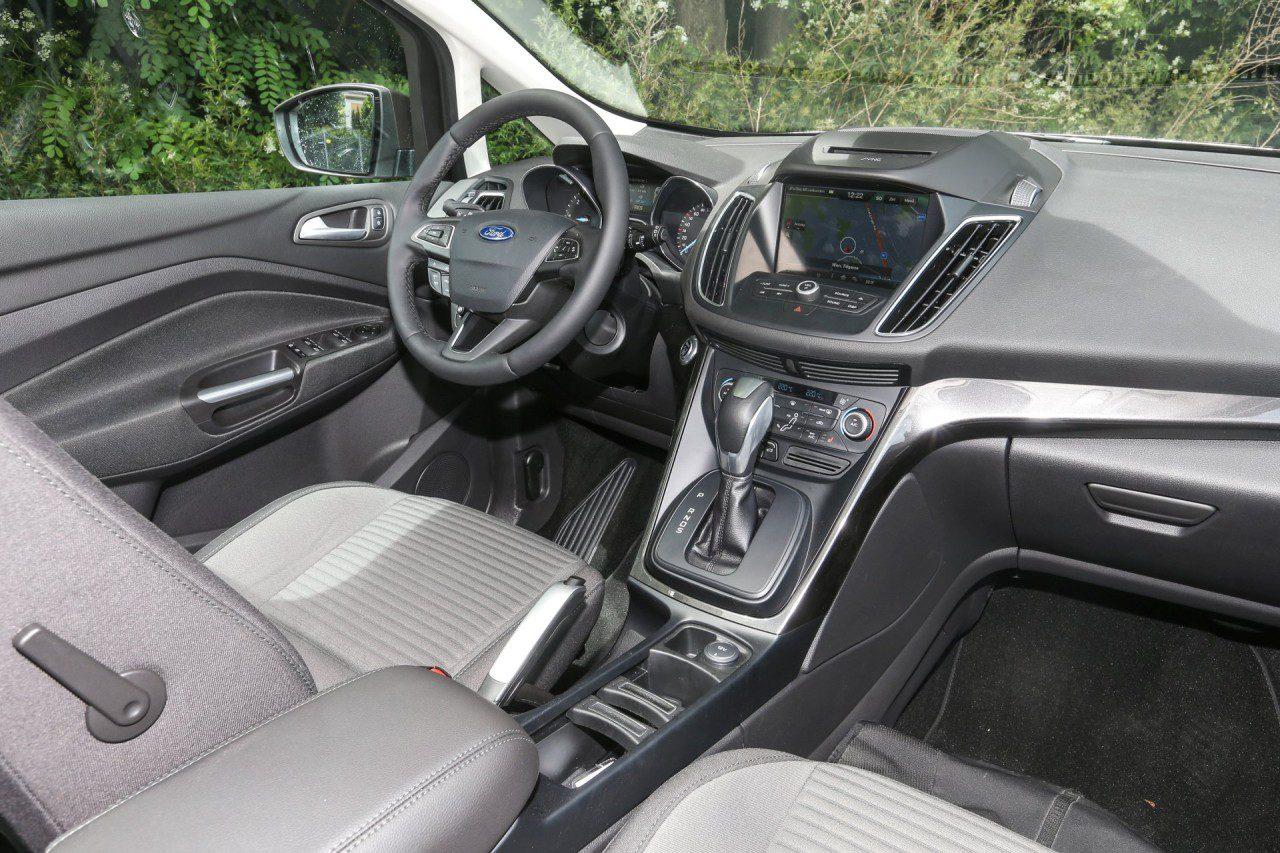 ford grand c max 2 0 tdci 170 aut titanium alles auto. Black Bedroom Furniture Sets. Home Design Ideas
