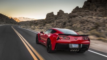 The 650-hp, 2015 Chevrolet Corvette Z06 is one of the most capable vehicles on the market, capable of accelerating from 0 to 60 mph in only 2.95 seconds, achieving 1.2 g in cornering acceleration, and braking from 60-0 mph in just 99.6 feet.