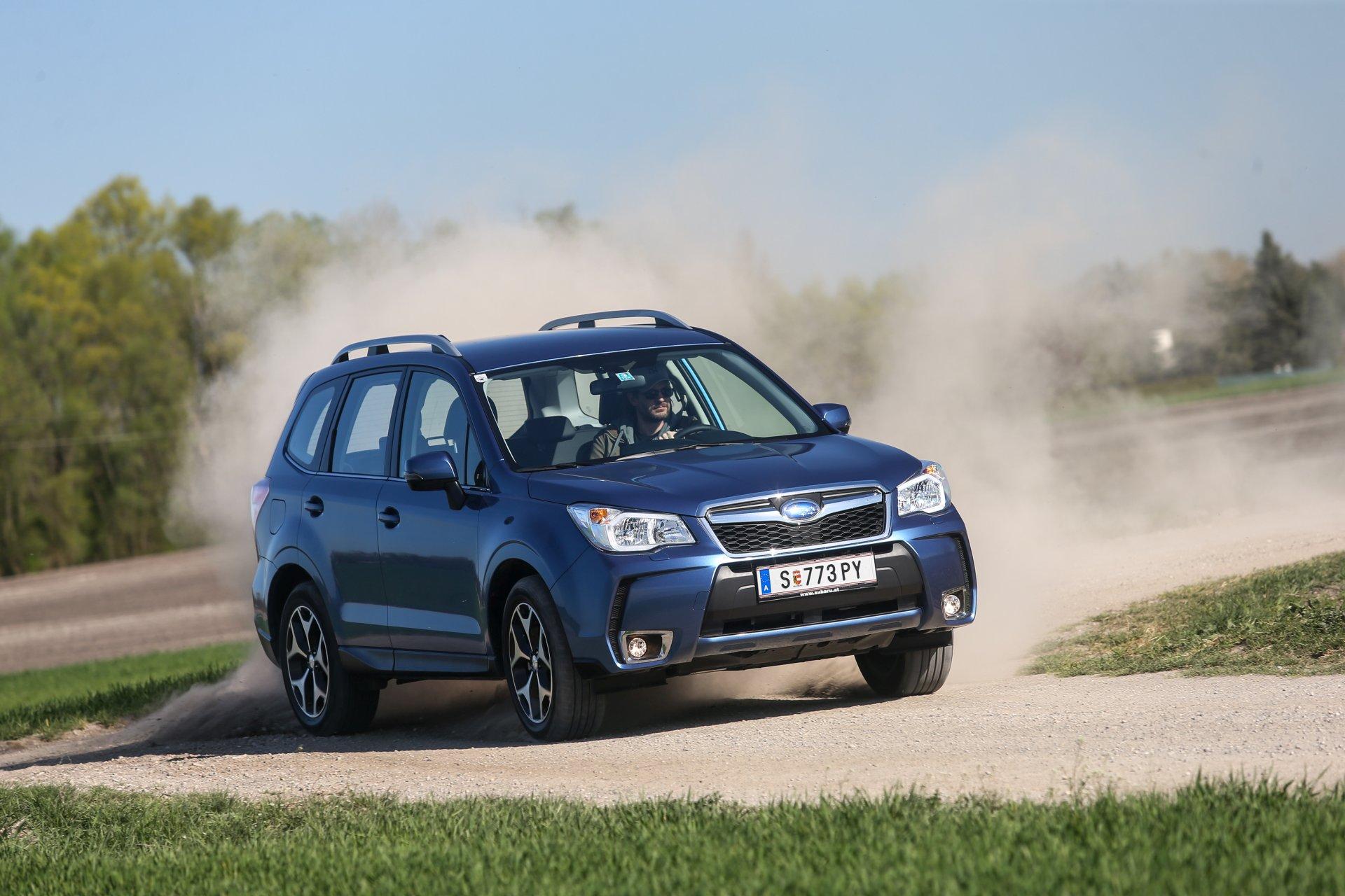 Subaru Forester 2 0D CVT fort S ALLES AUTO
