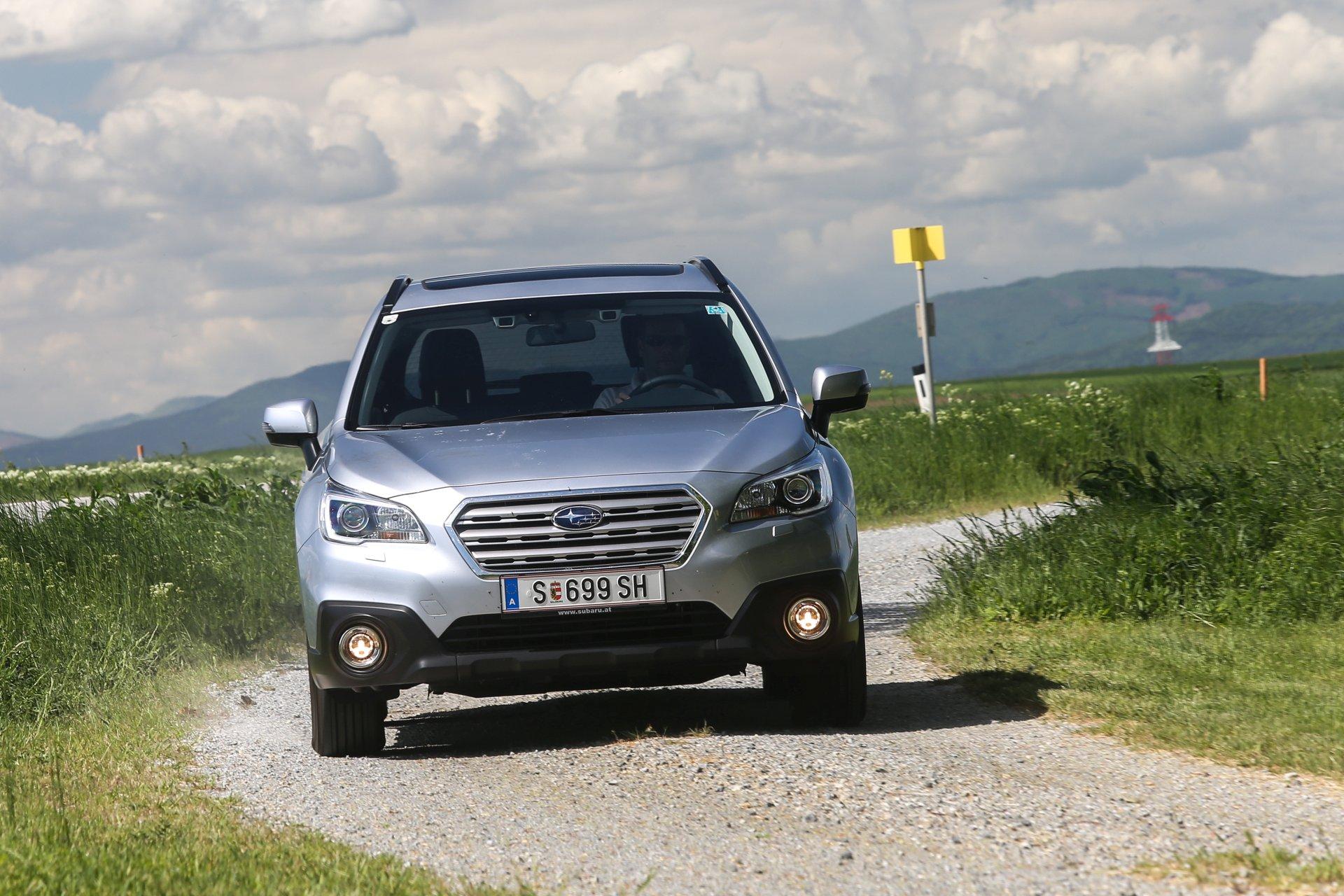Subaru Outback 2 0D CVT Exclusive ALLES AUTO