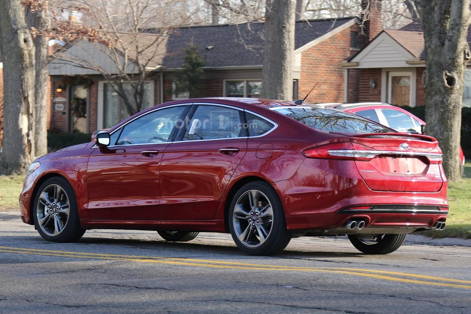 2018 Mondeo Facelift >> Ist das das nächste Ford Mondeo Facelift? - ALLES AUTO