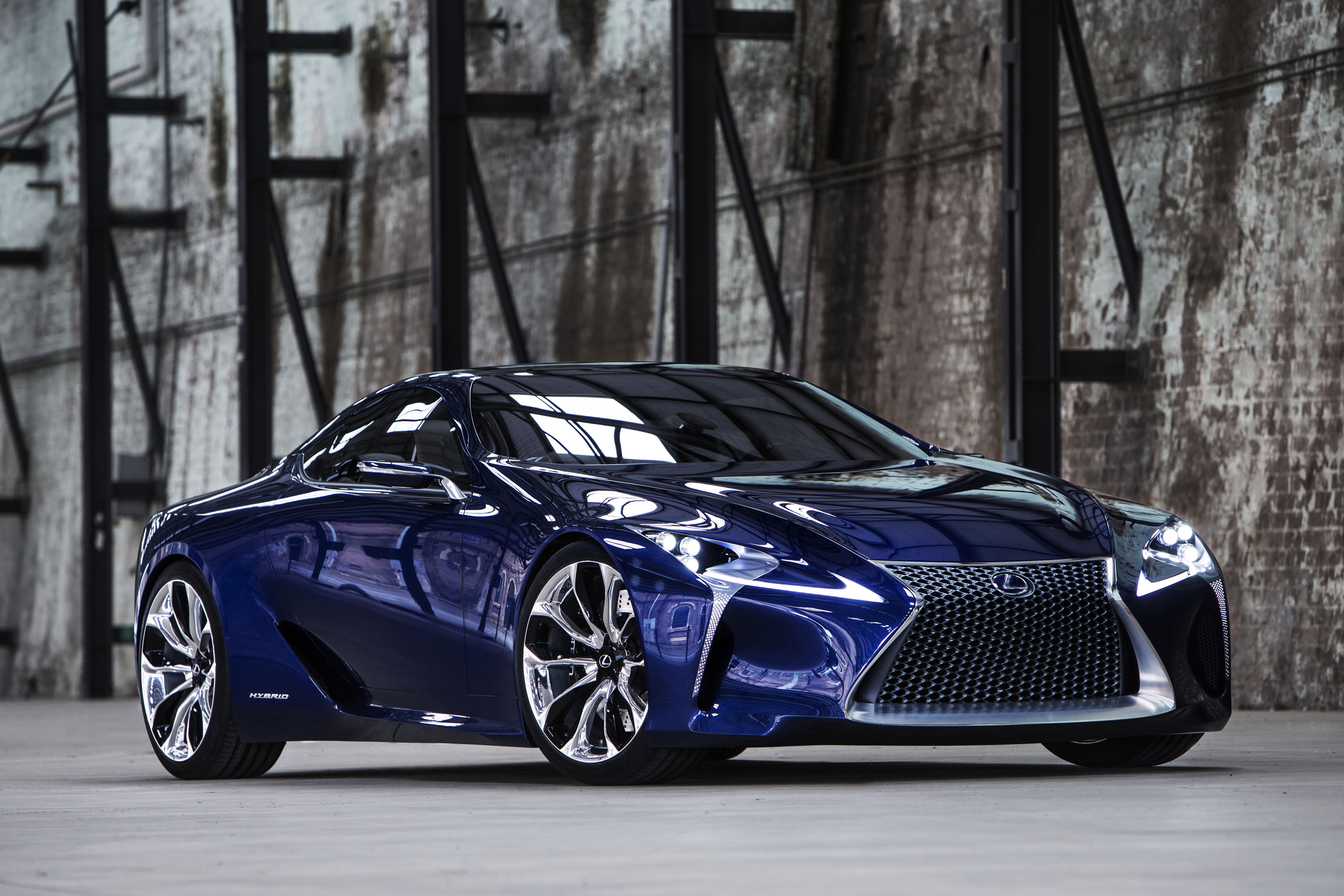 2020 Lexus LF-LC Release Date and Concept