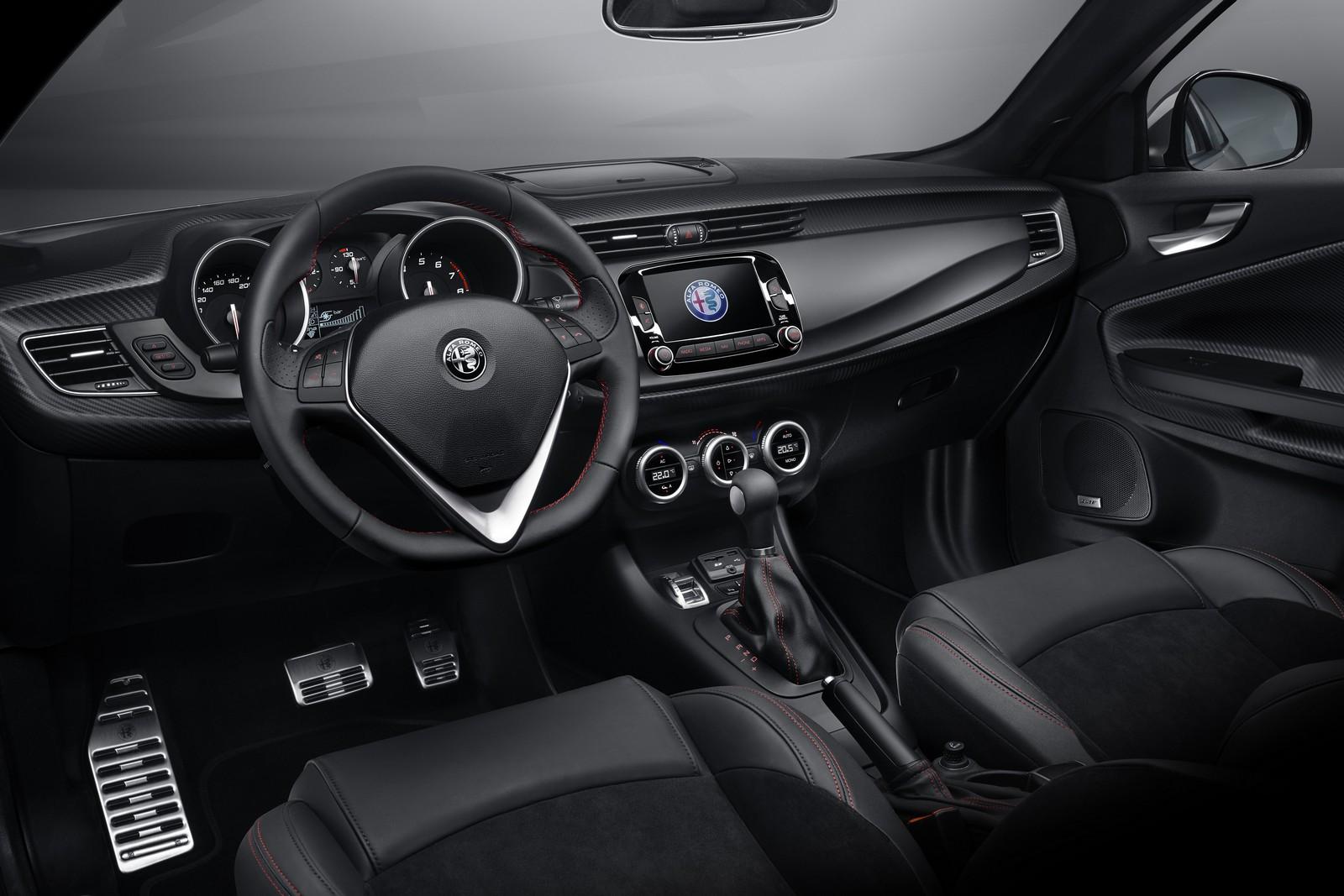 neue alfa romeo giulietta enth llt video update alles auto. Black Bedroom Furniture Sets. Home Design Ideas