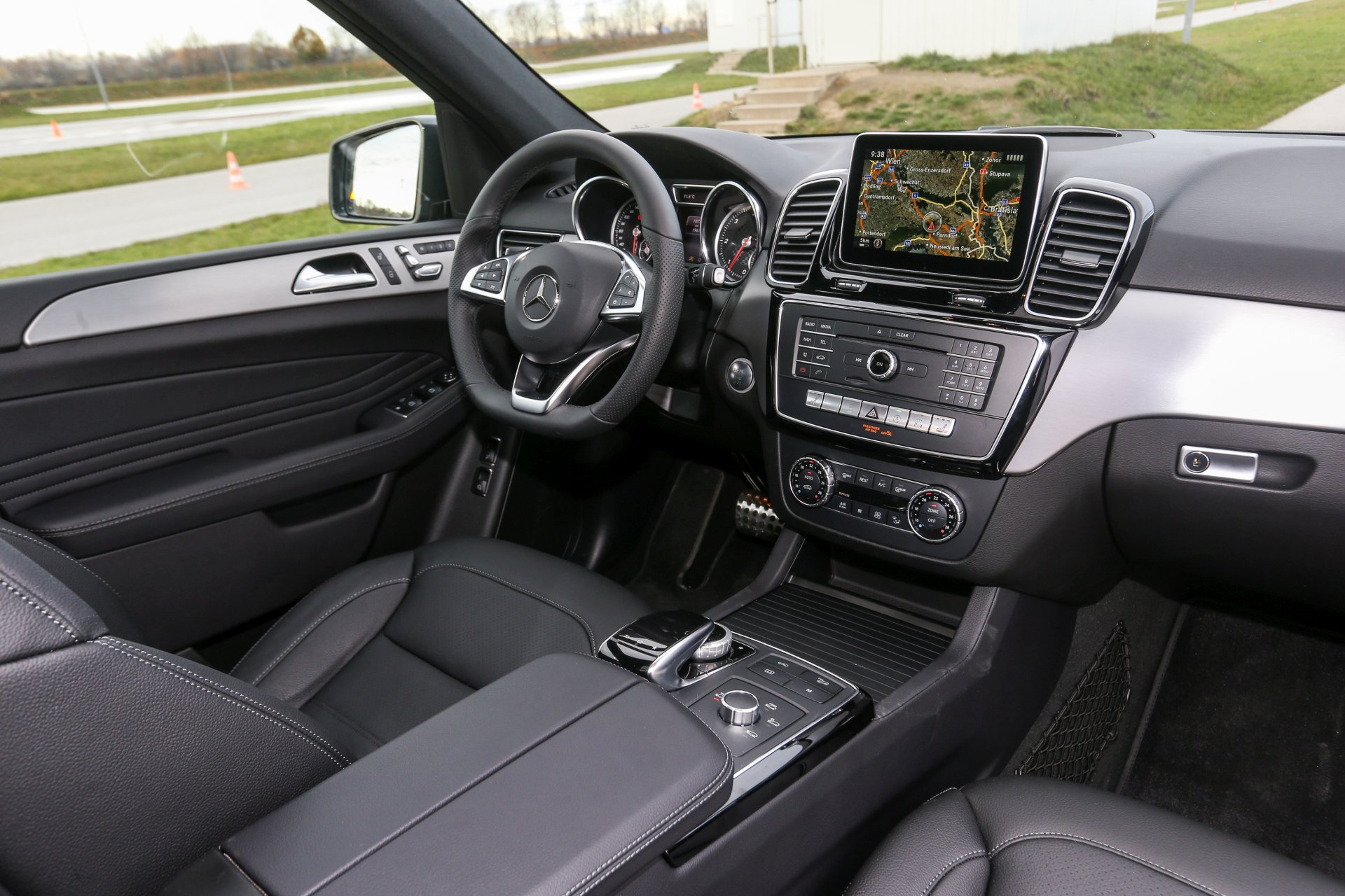mercedes benz gle 350d 4matic alles auto. Black Bedroom Furniture Sets. Home Design Ideas