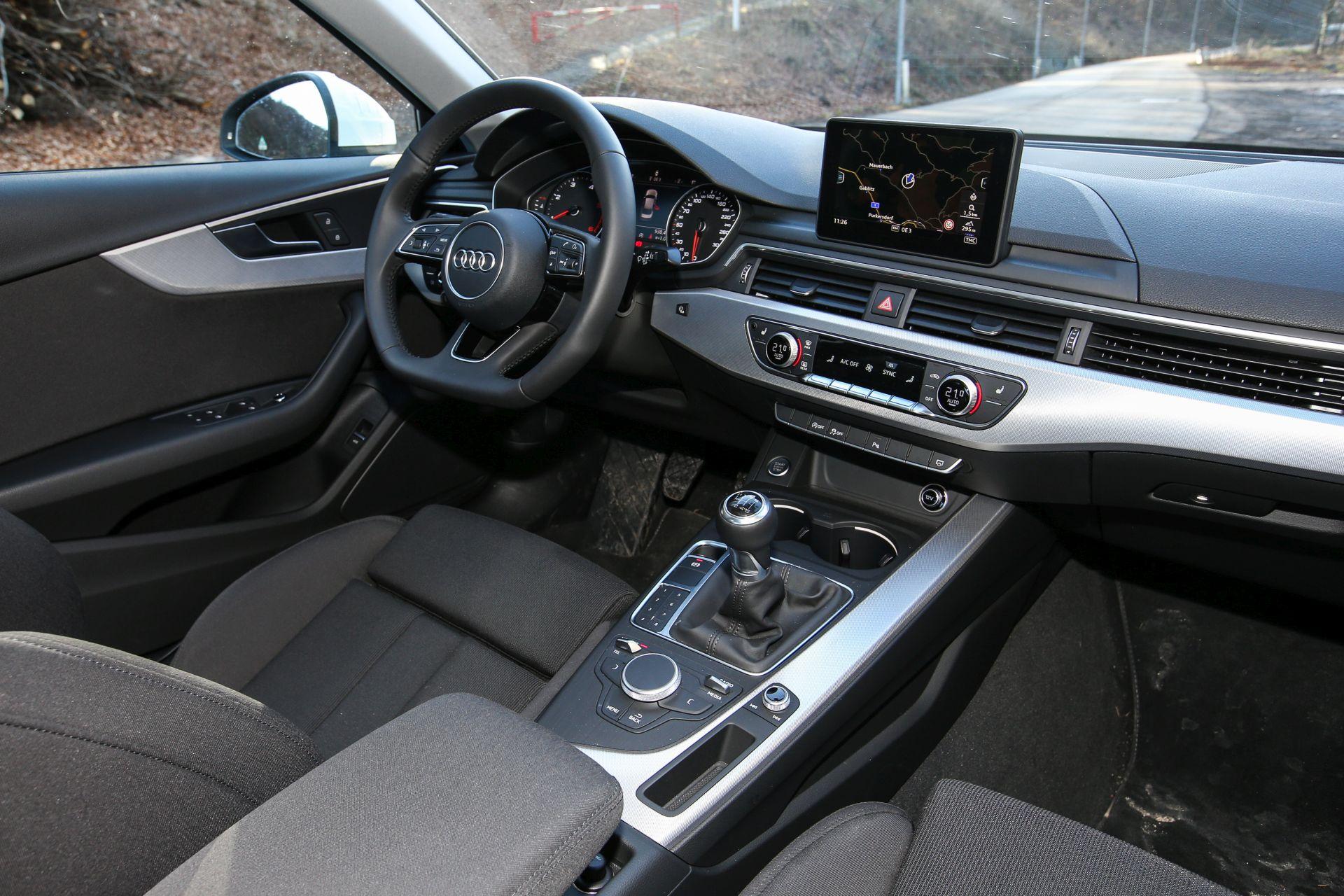 Test Audi A4 20 Tdi Sport Alles Auto
