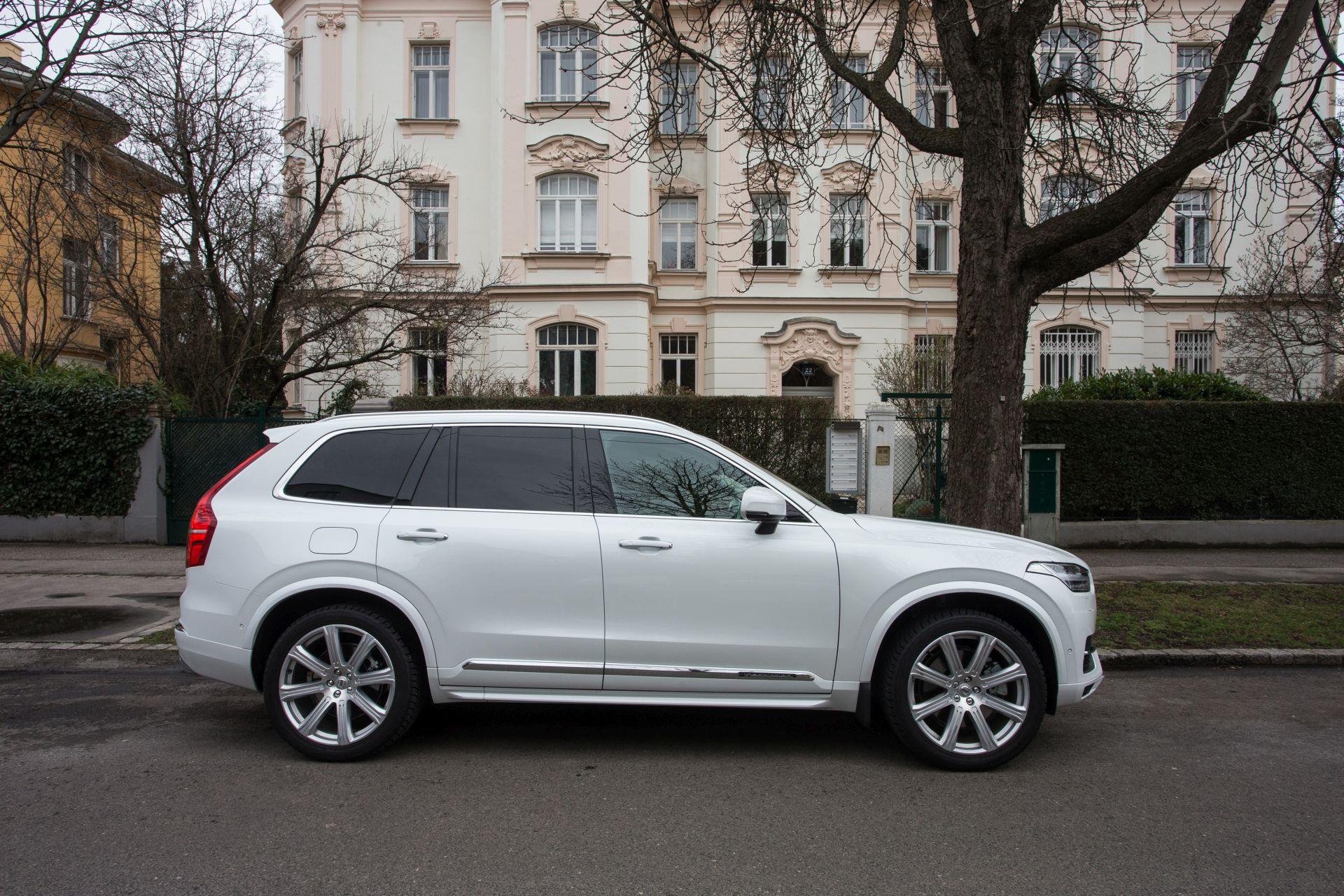 Volvo xc 90 test