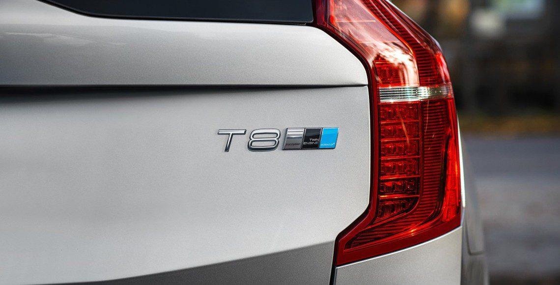Volvo XC90 T8 Twin Engine with Polestar Performance Optimisation