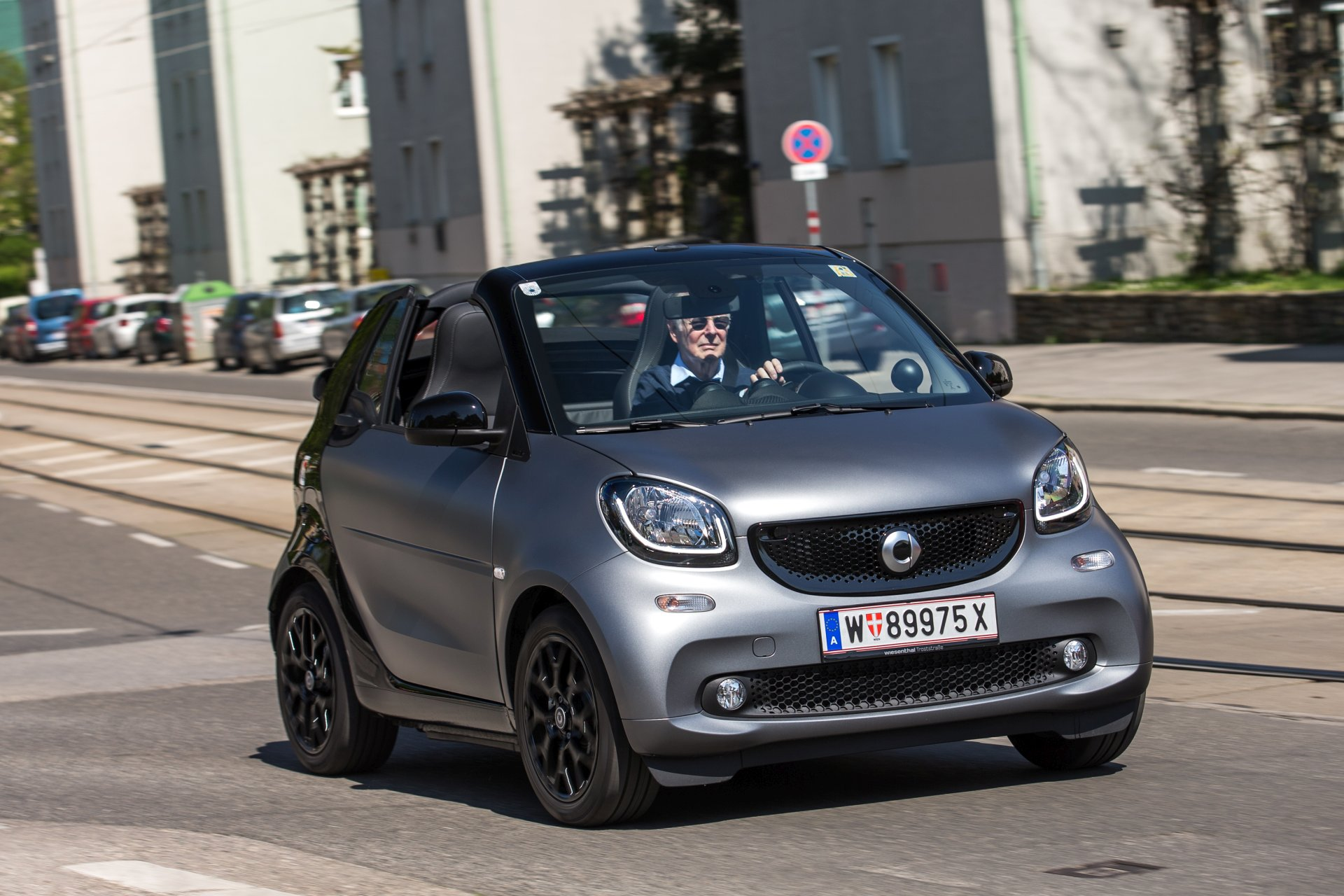 test smart fortwo cabrio passion alles auto. Black Bedroom Furniture Sets. Home Design Ideas