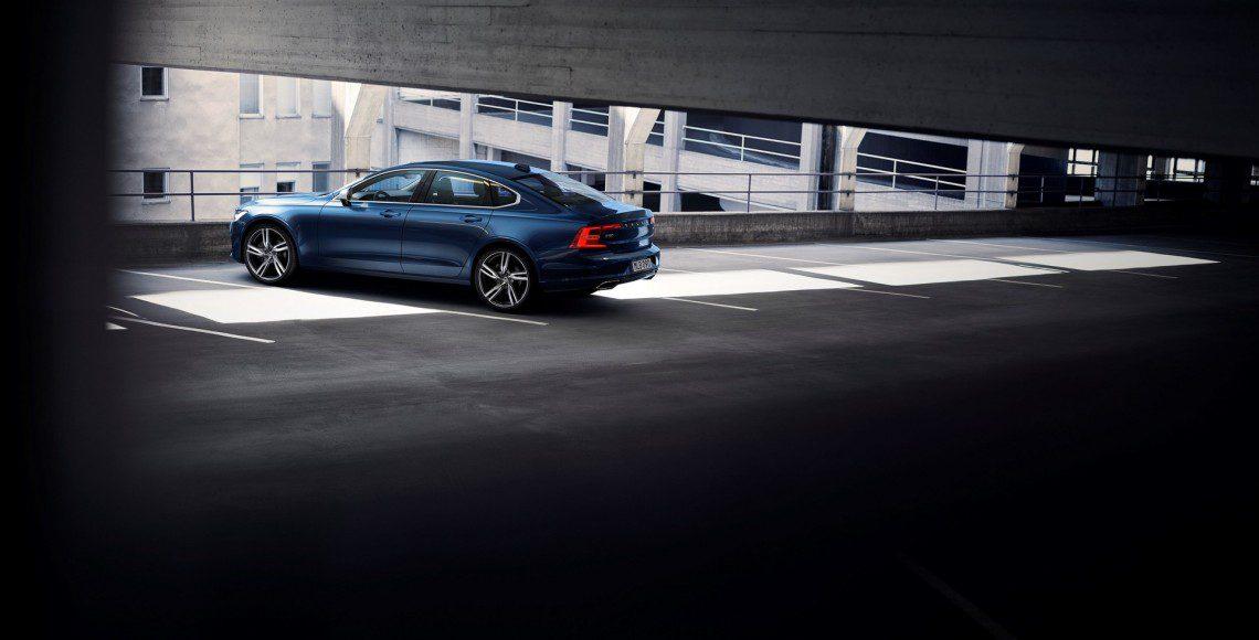 Volvo S90 R-Design Location