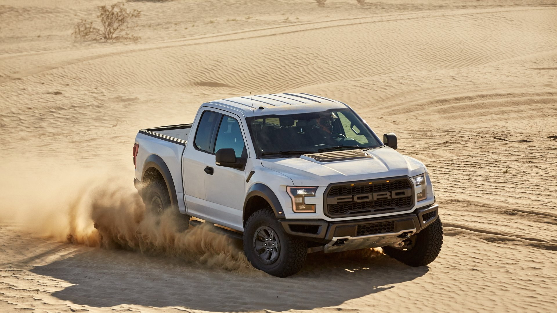 Ford F 150 Raptor Bekommt Einen Eigenen Baja Modus Alles Auto
