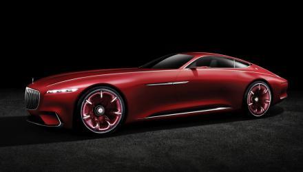 Das 2016er Vision Maybach 6 Concept ...