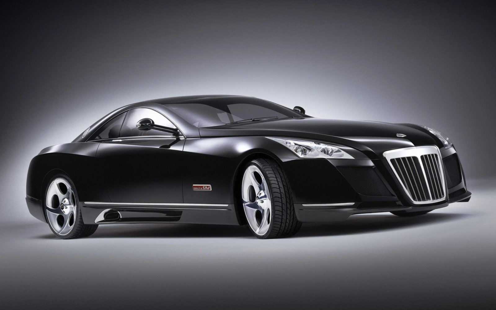 neues maybach coupé angeteasert - alles auto