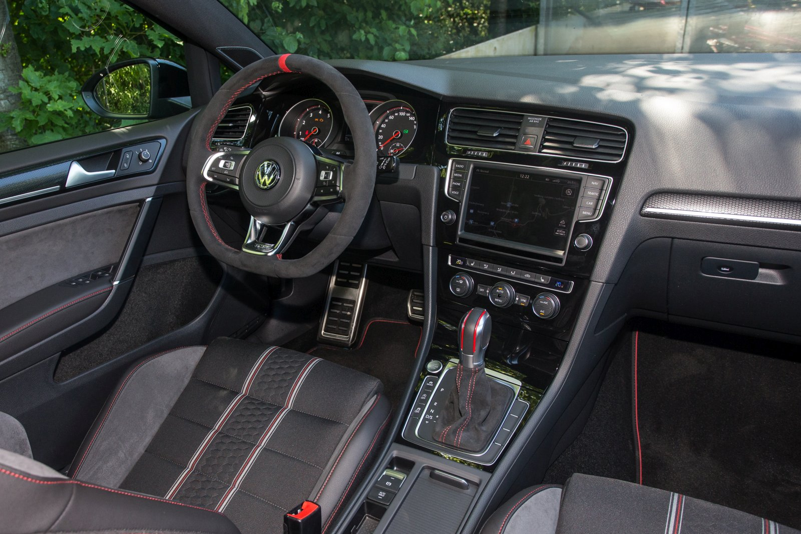 test vw golf gti clubsport dsg alles auto. Black Bedroom Furniture Sets. Home Design Ideas