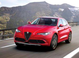 Holprig sollen die Straßen sein, nicht der Marktstart – Alfa Romeos SUV Stelvio wird hoffentlich einen pünktlicheren Start hinlegen als die eben erst lancierte Giulia.