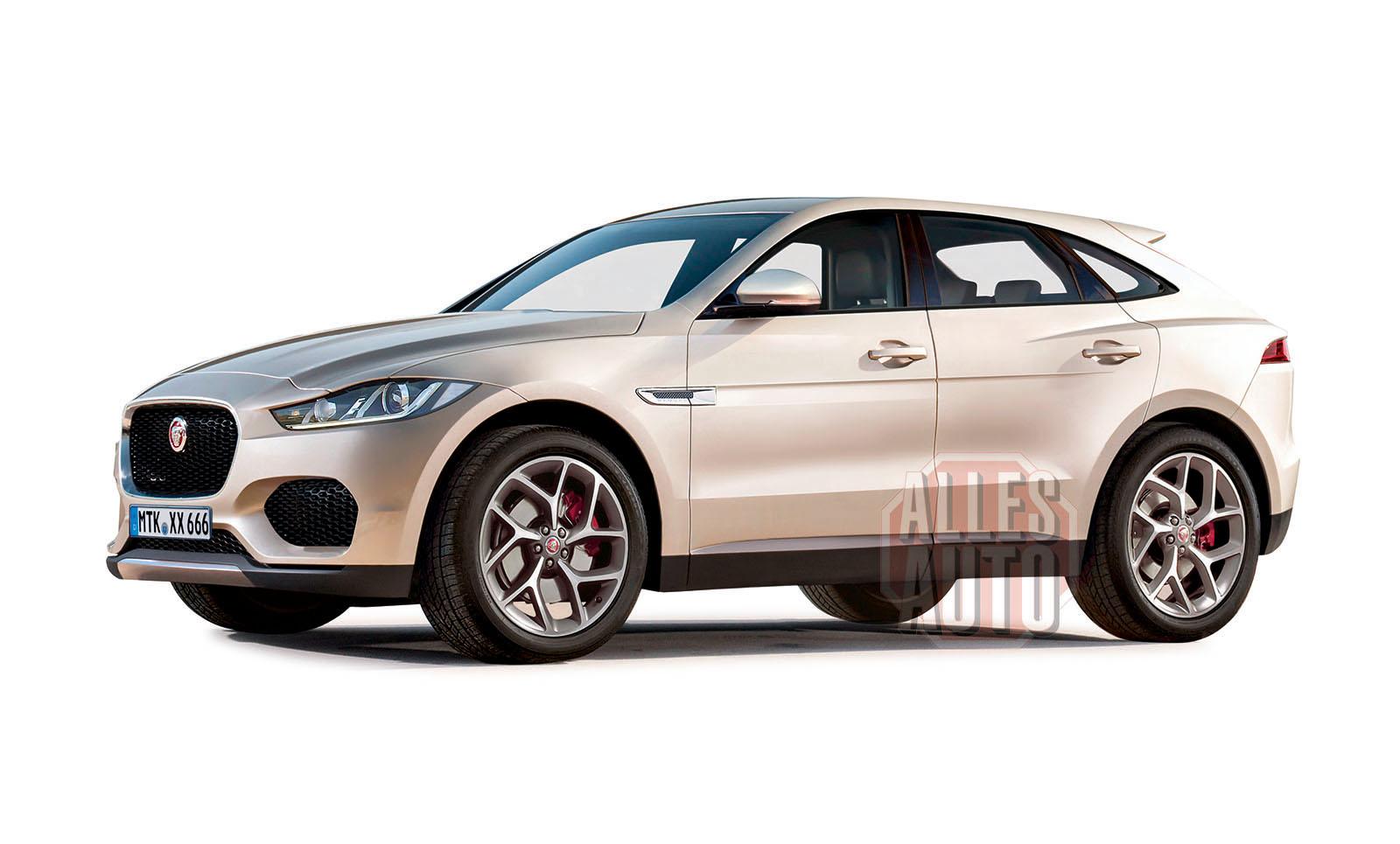 Jaguar I Pace Wird In Sterreich Gebaut Alles Auto