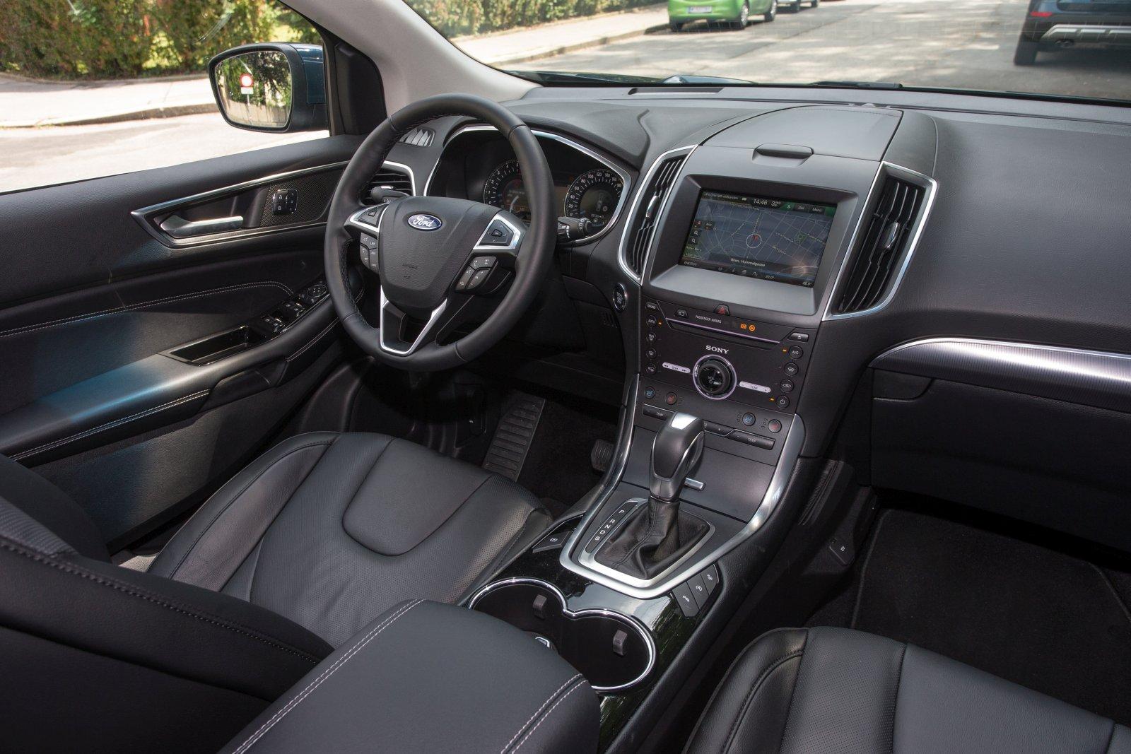 test ford edge 2 0 tdci titanium aut alles auto. Black Bedroom Furniture Sets. Home Design Ideas