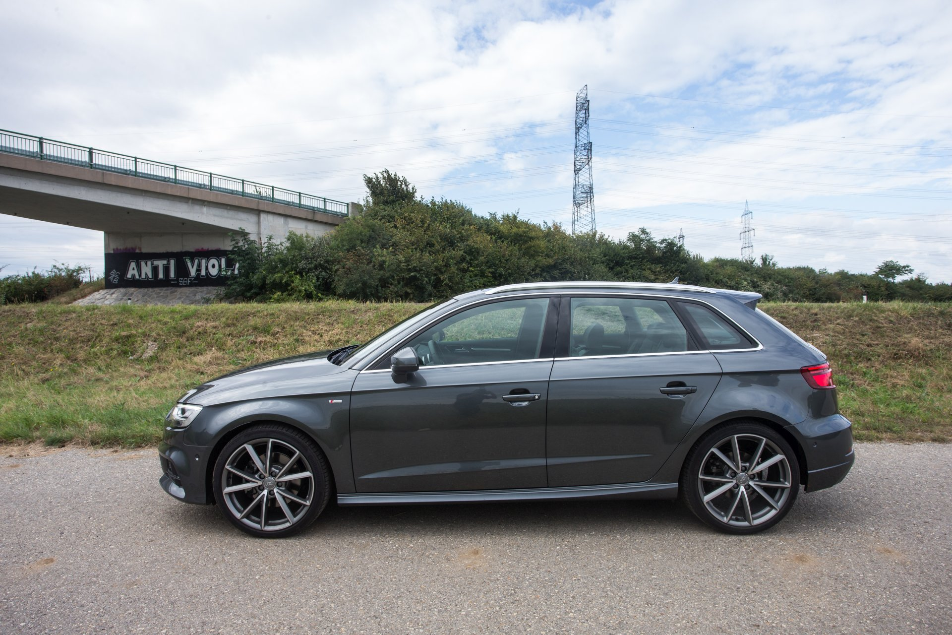 test audi a3 sportback 2 0 tdi quattro sport alles auto. Black Bedroom Furniture Sets. Home Design Ideas