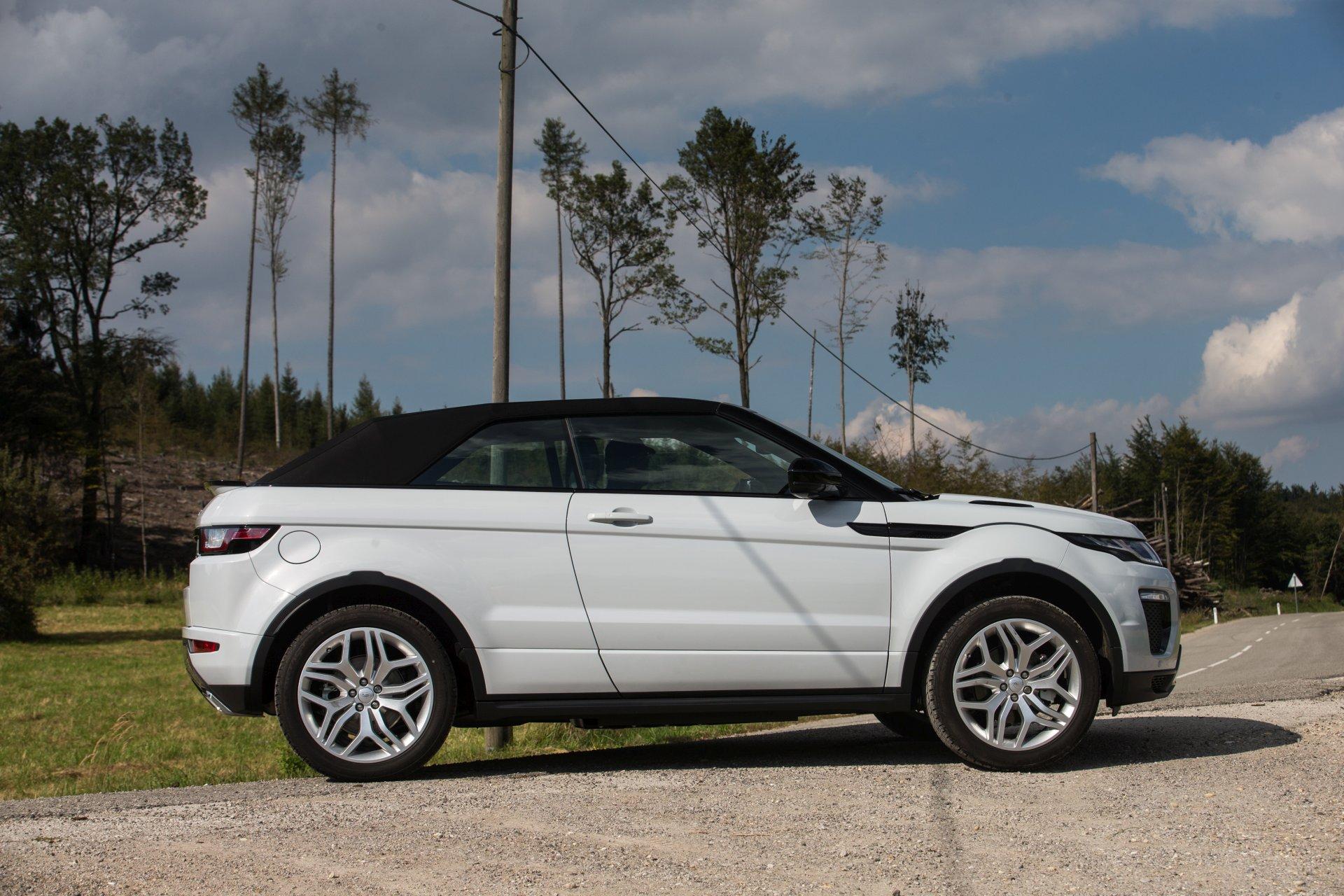 test range rover evoque cabriolet 2 0 td4 hse dynamic. Black Bedroom Furniture Sets. Home Design Ideas