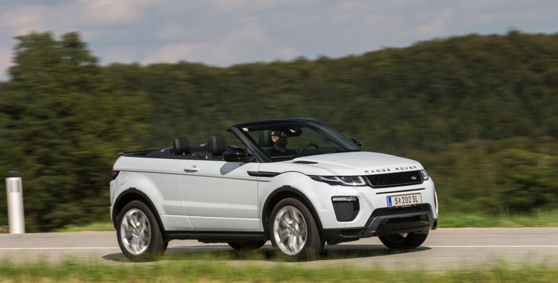test range rover evoque cabriolet 2 0 td4 hse dynamic. Black Bedroom Furniture Sets. Home Design Ideas