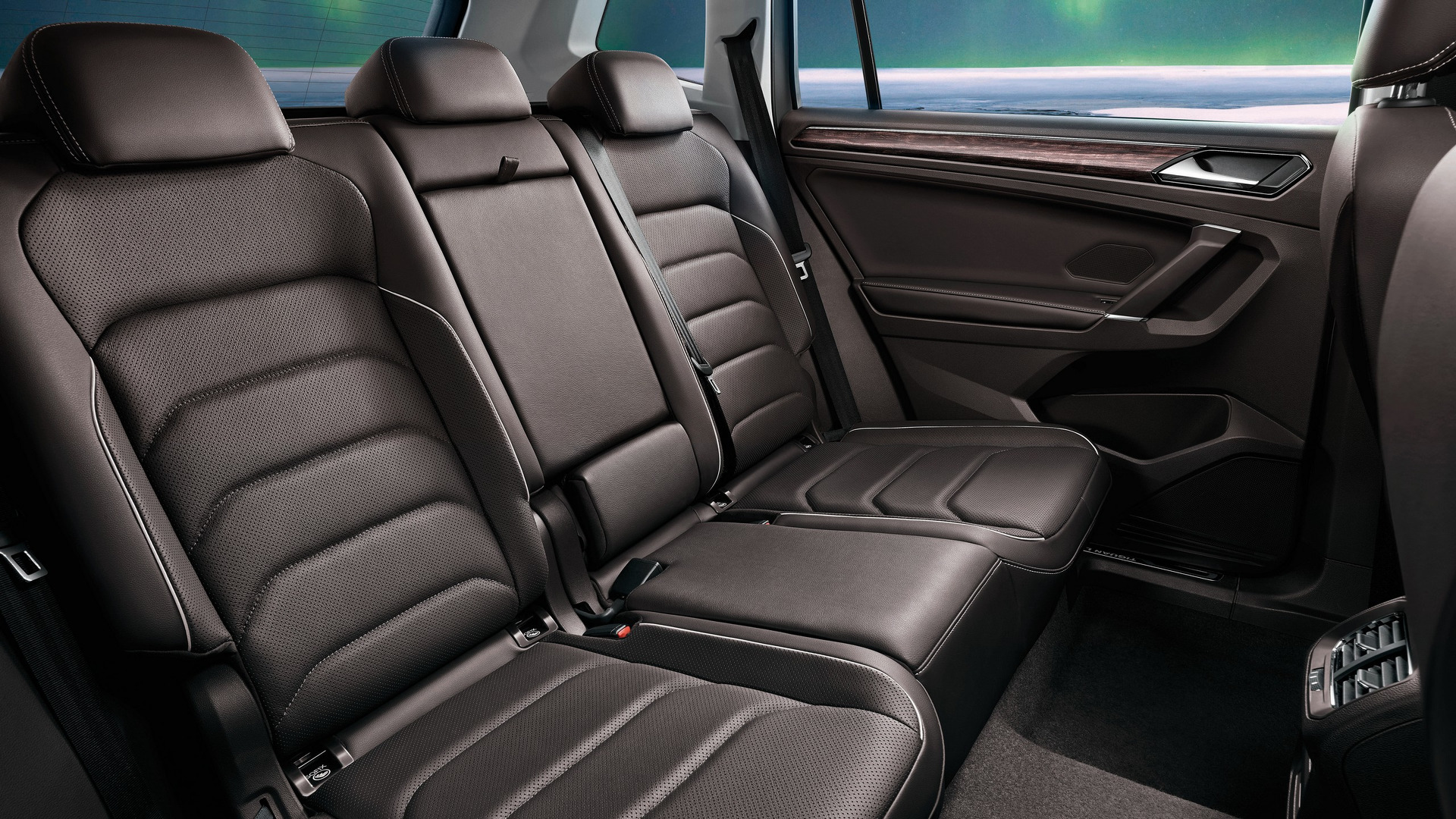 Magnificent 2017 Volkswagen Tiguan Seven Seat Model For China 3 Alles Auto Pdpeps Interior Chair Design Pdpepsorg