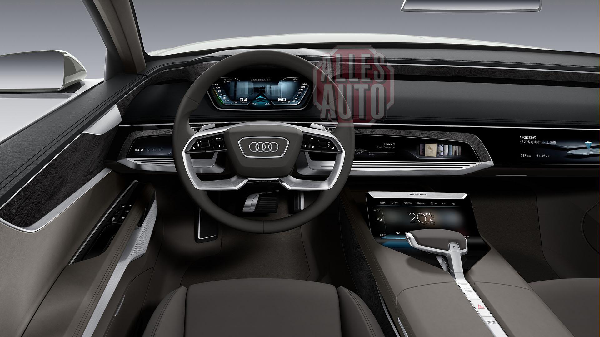 Trau Di Audi Das Wird Der Neue A6 Alles Auto
