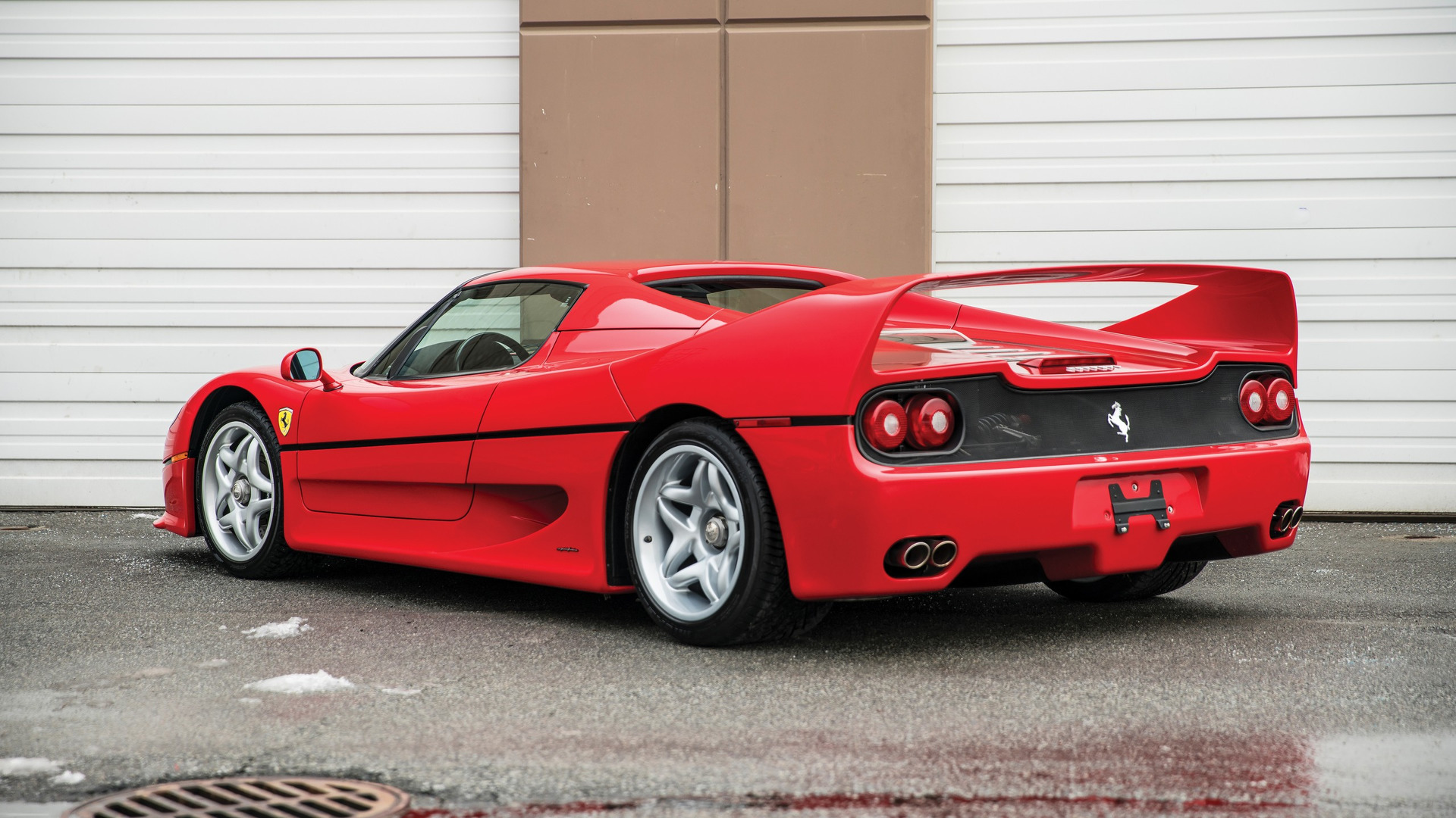 1995 Ferrari F50 Owned By Mike Tyson 4 Alles Auto
