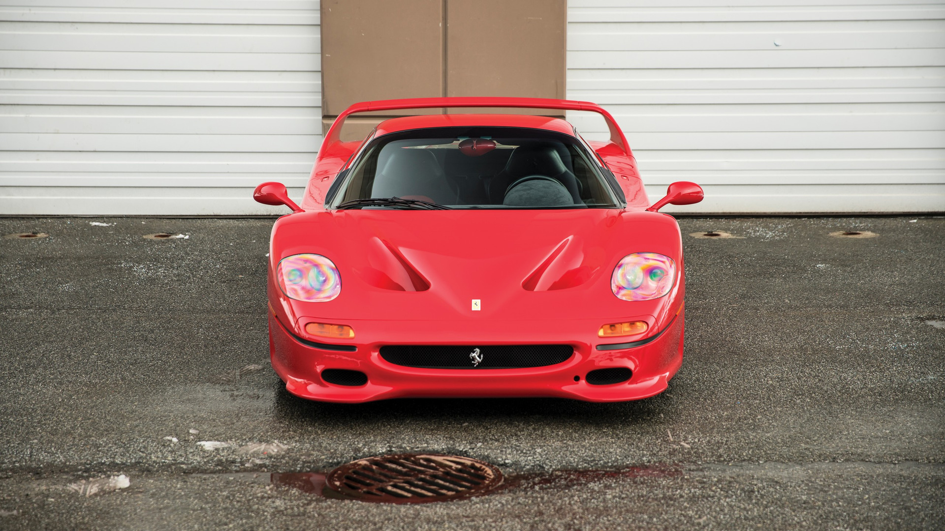 1995 Ferrari F50 Owned By Mike Tyson Alles Auto