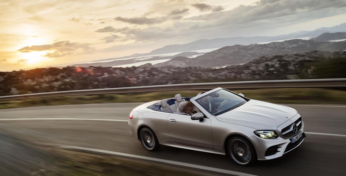 Das neue E-Klasse Cabriolet - Offen für intensiven Genuss (4)