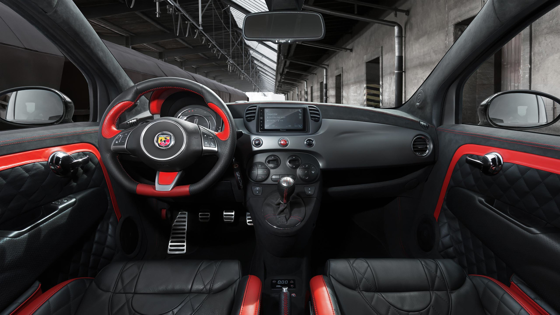 Fiat Abarth Pogea Racing