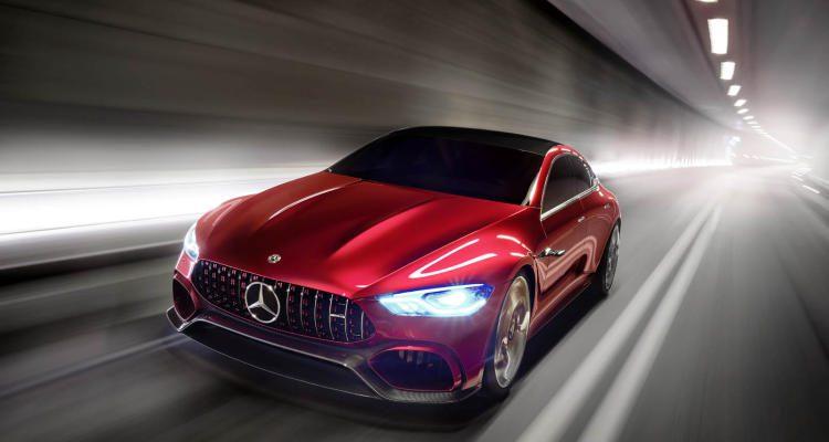 Showcar Mercedes-AMG GT Concept ;Showcar Mercedes-AMG GT Concept;
