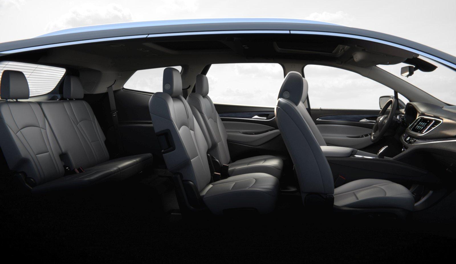 2018 Buick Enclave >> Opel Grandland X quasi enthüllt? - ALLES AUTO