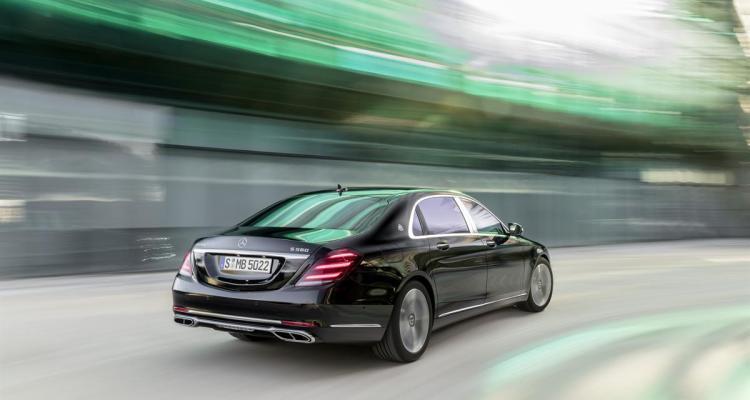 Die neue Mercedes-Benz S-Klasse - Der automobile Maßstab bei Effizienz und Komfort (1)