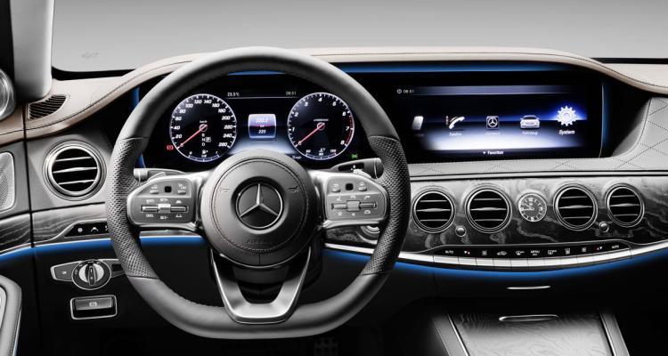Die neue Mercedes-Benz S-Klasse - Der automobile Maßstab bei Effizienz und Komfort (2)