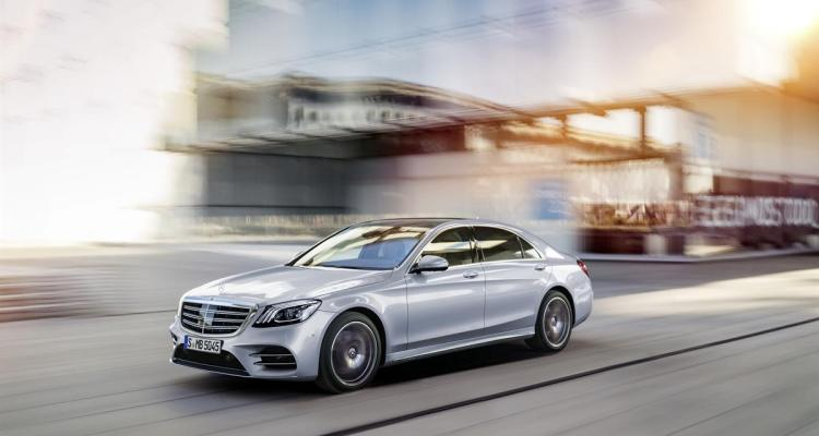 Die neue Mercedes-Benz S-Klasse - Der automobile Maßstab bei Effizienz und Komfort (4)