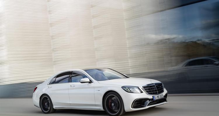 Die neue Mercedes-Benz S-Klasse - Der automobile Maßstab bei Effizienz und Komfort (5)