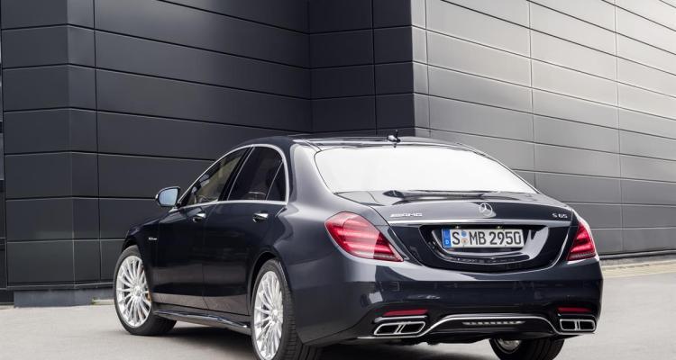 Die neue Mercedes-Benz S-Klasse - Der automobile Maßstab bei Effizienz und Komfort (6)