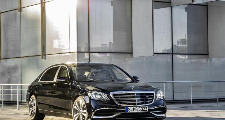 Die neue Mercedes-Benz S-Klasse - Der automobile Maßstab bei Effizienz und Komfort