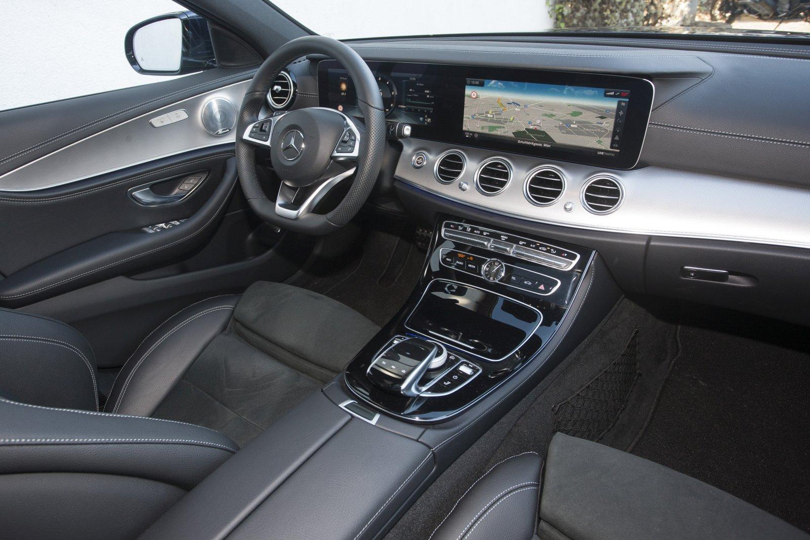 TEST: Mercedes-Benz E 220 d T-Modell - ALLES AUTO