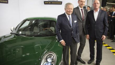 01_Der einmillionste Porsche 911