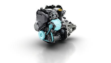 dCi 110 HYBRID ASSIST ENGINE