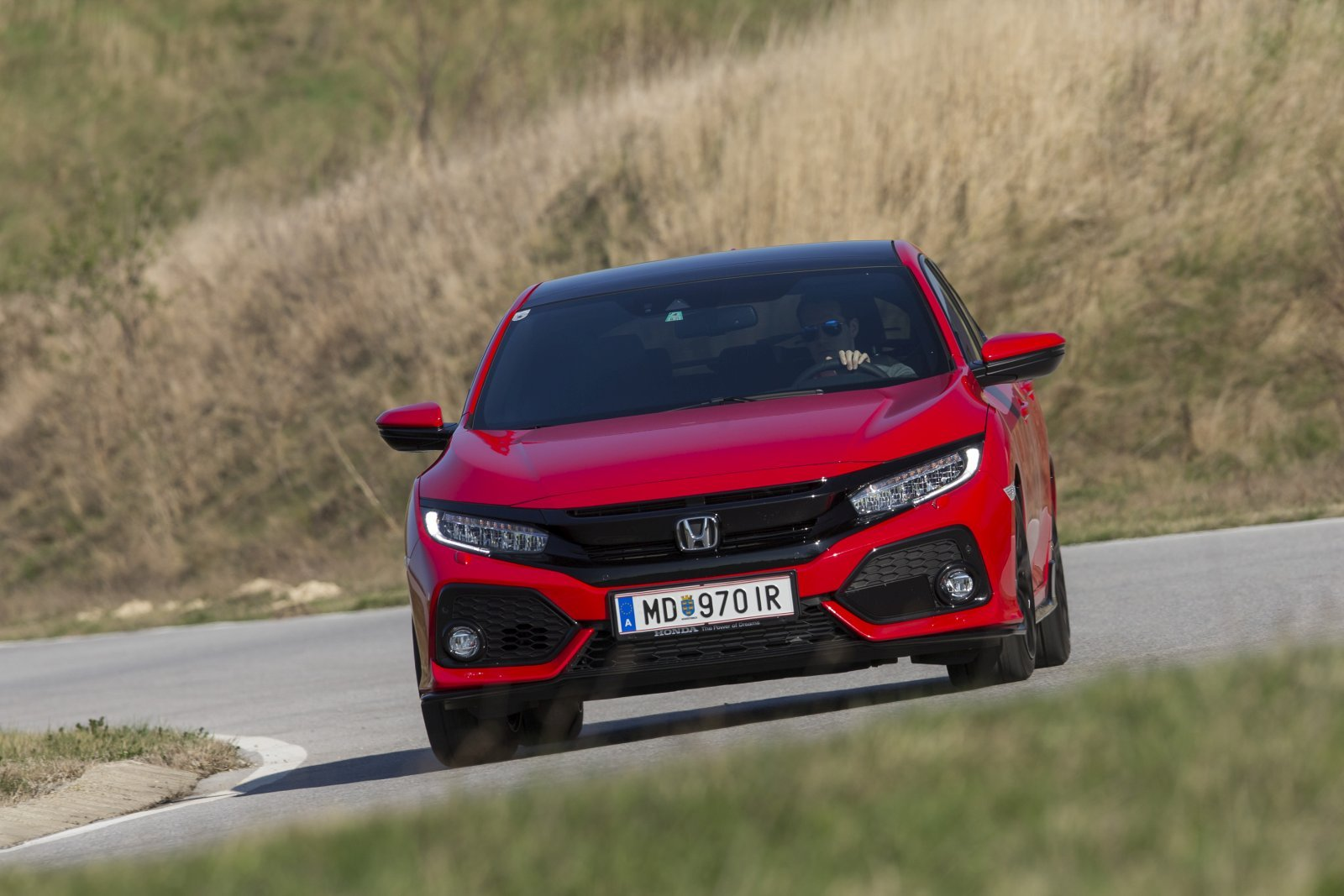Test Honda Civic 15 Vtec Turbo Sport Plus Alles Auto