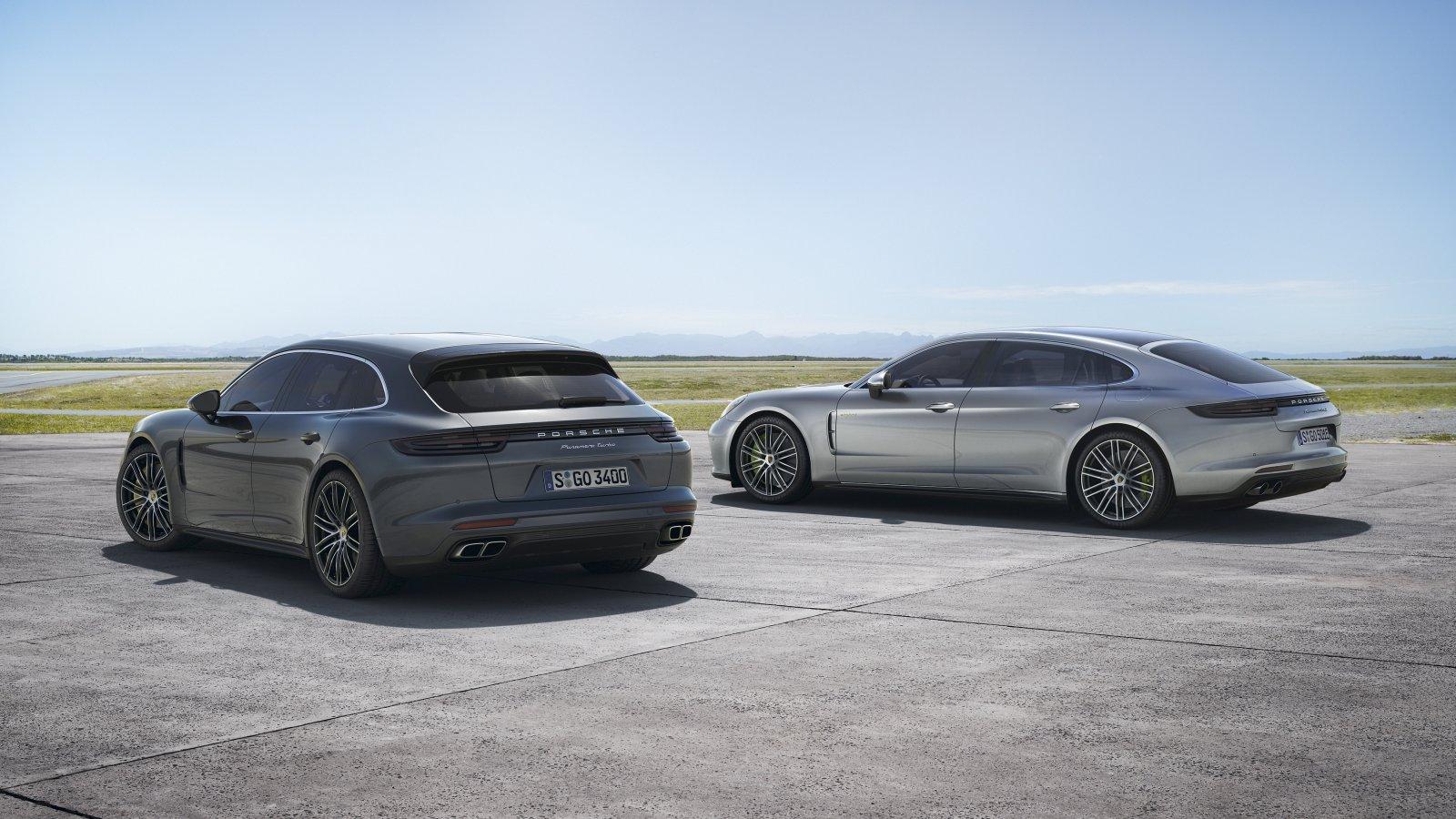 Porsche Panamera Sport Turismo Neue Infos Und Bilder