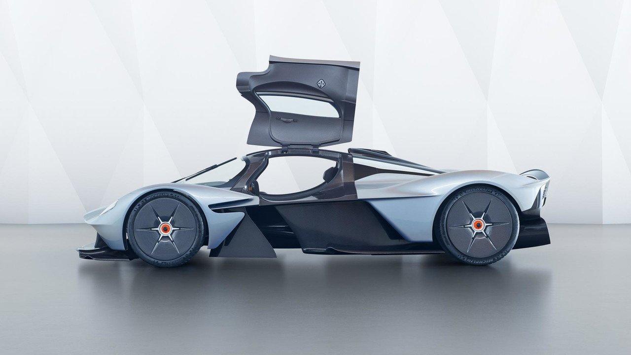 Aston Martin Valkyrie Kompromisslosigkeit über Alles Alles Auto