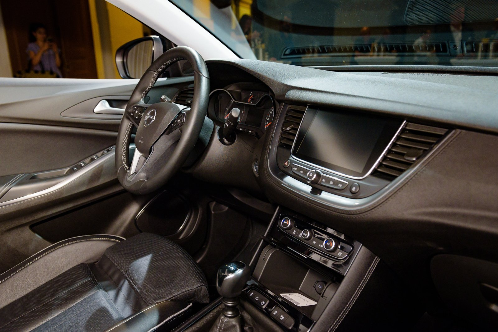 Opel grandland x in wien enth llt alles auto for Interior opel grandland x