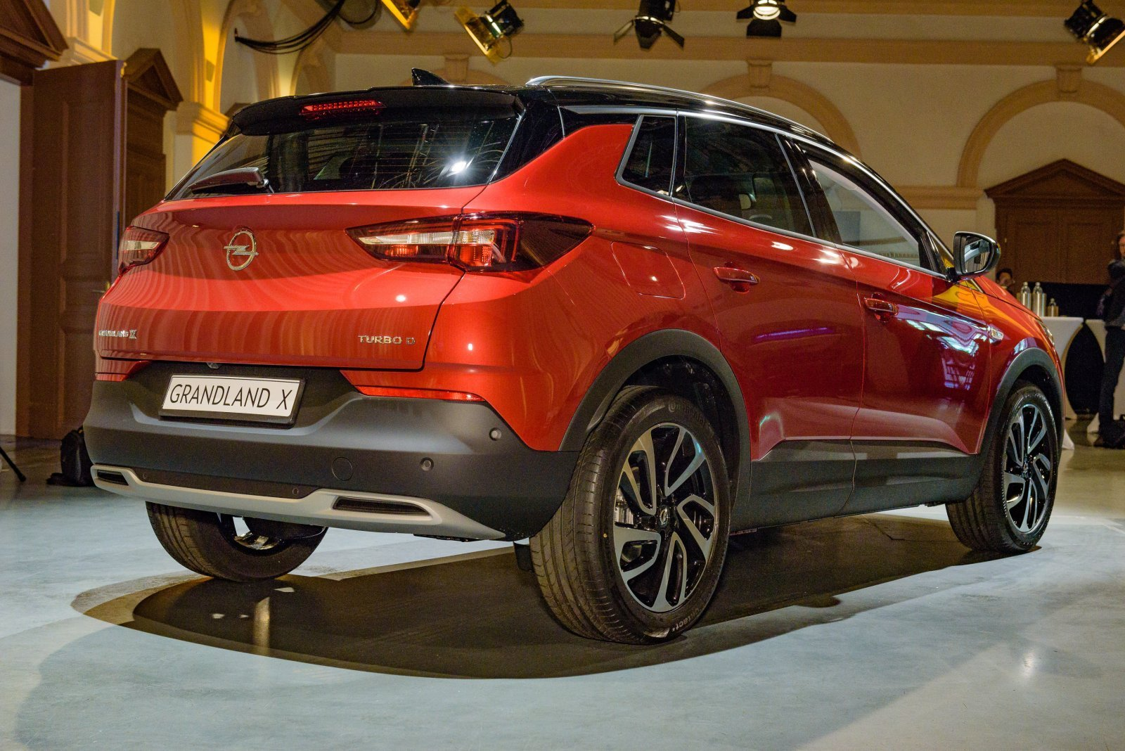 opel grandland x in wien enth llt alles auto. Black Bedroom Furniture Sets. Home Design Ideas