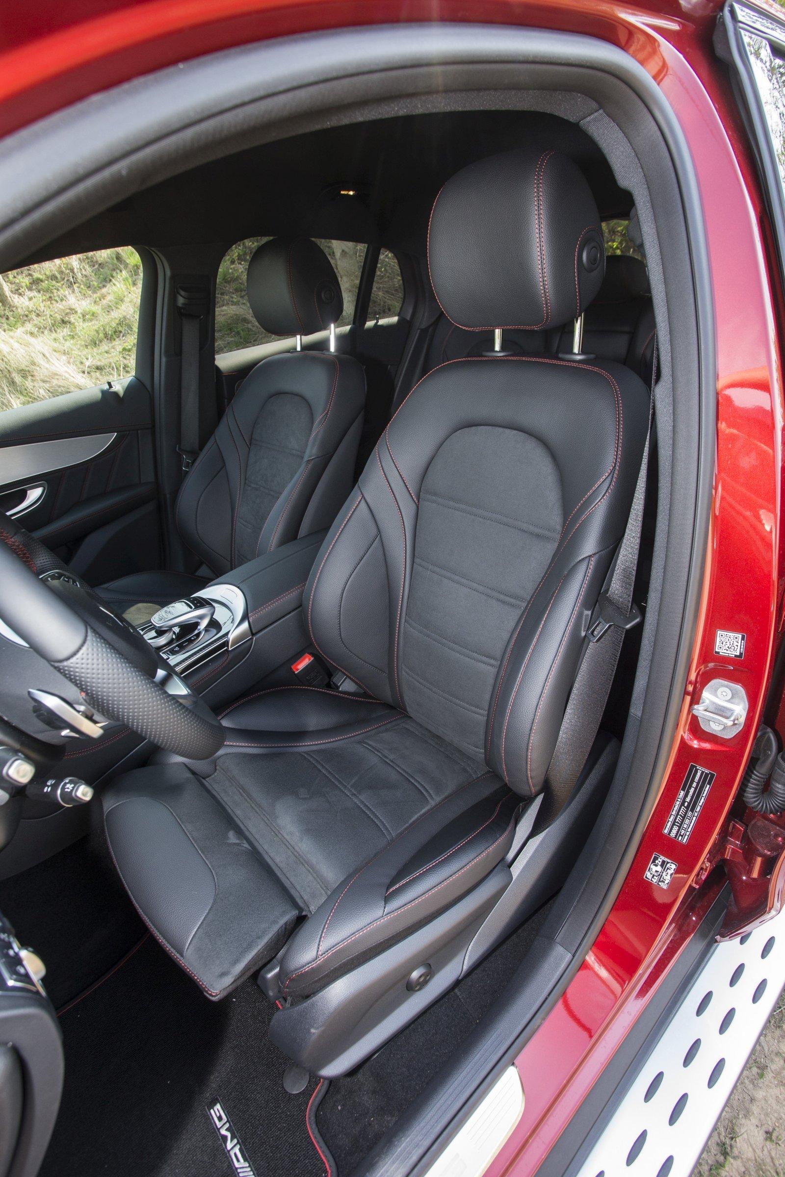 Test Mercedes Amg Glc 43 4matic Coupé Alles Auto