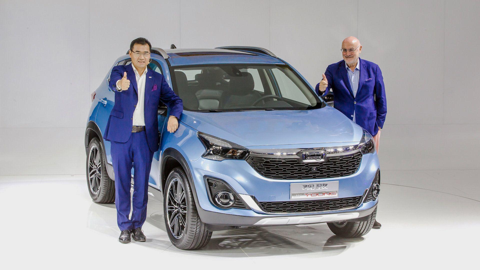 Qoros stellt neuen Kompakt-SUV Young vor - ALLES AUTO