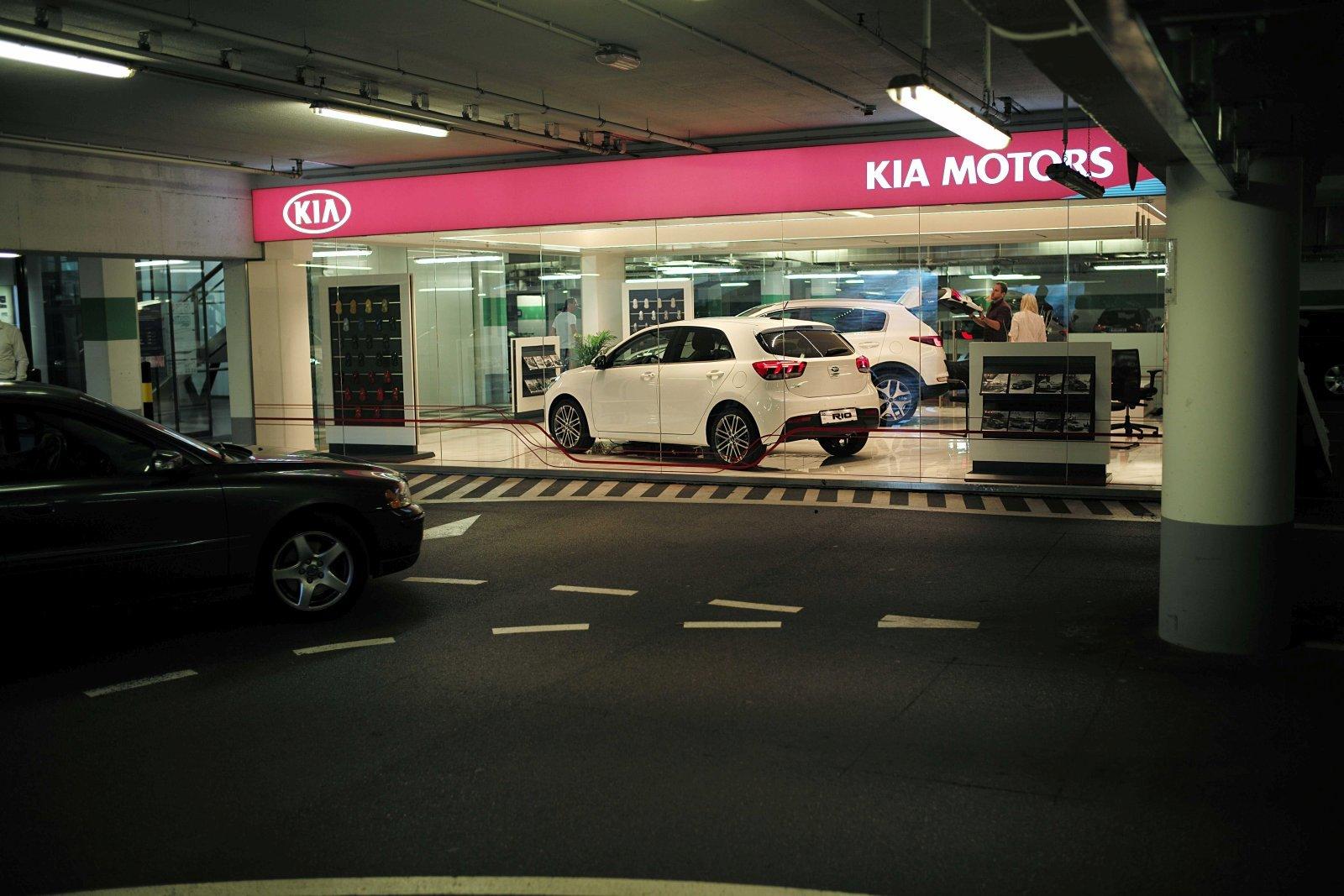 The Man Cave Store Riverside Mo : Kia mit erstem schauraum in einem einkaufscenter alles auto