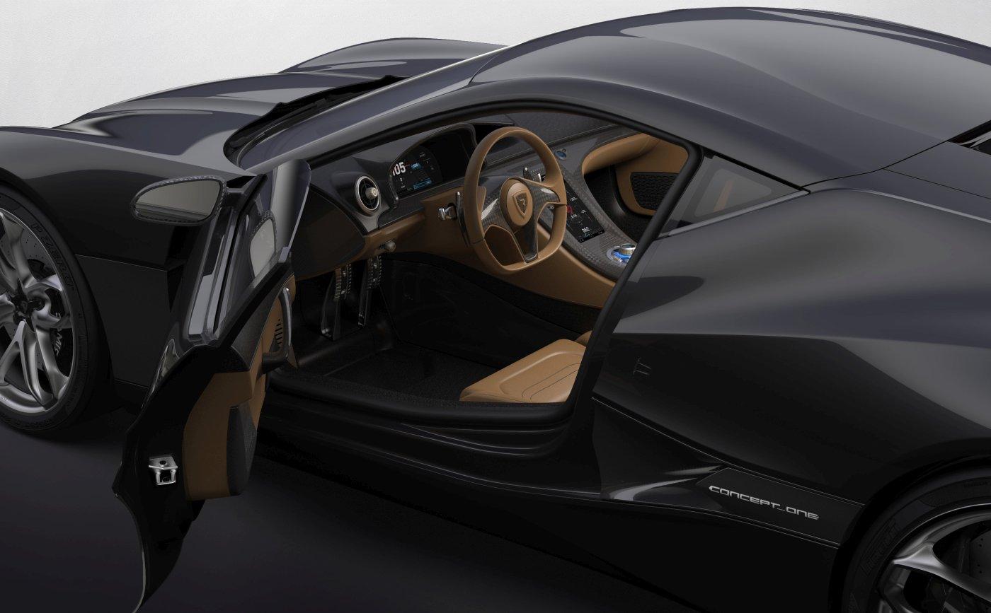 rimac concept one die kroatische kampfansage alles auto. Black Bedroom Furniture Sets. Home Design Ideas